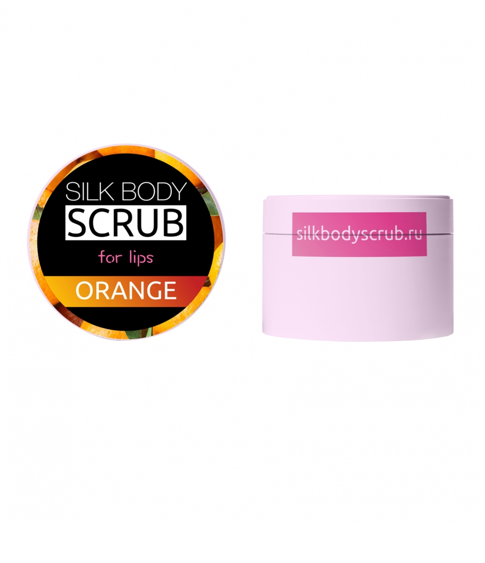 For lips - Orange
